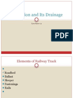 Formation and Its Drainage