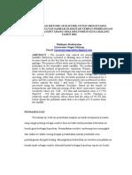 Jurnal - Penerapan Metode Geolistrik Untuk Mengetahui Rembesan Polutan Di TPA