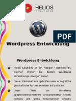 Wordpress-Entwicklung