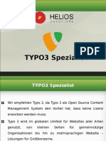 TYPO3-Spezialist