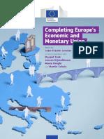 Completing Europe's Economic & Monetary Union