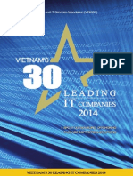 30 Leading ICT Vietnam 2014