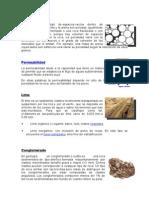 Trabajo de Geología