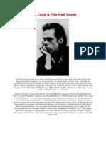 Nick Cave, letras en español