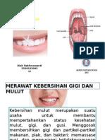 LEMBAR BALIK perawatan Gigi dan Mulut