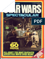 Famous Monsters Star Wars Spectacular 1977