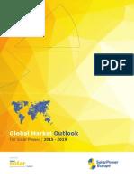 Solar Outlook EPIA SPE 2015-2019