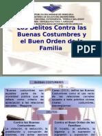 Charla Delitos Contra La Familia