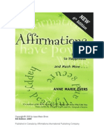 Affirmations Free Chapters