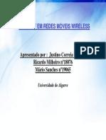 GSM Principles-Handover