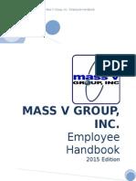 MVGI Employee Handbook (2015)