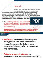 Clase Falacias