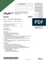 Aqa Biol2 Qp Jun14