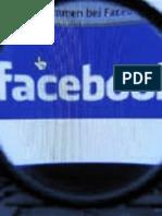 Facebook Está Valorada En $ 50 Mil Millones