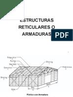 Estructuras Reticulares o Armaduras (1)