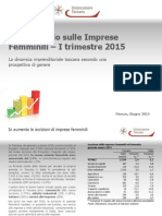 85_ImpreseFemminili I trimestre 2015 - Report.pdf
