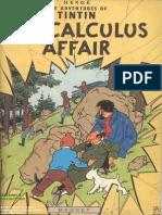 Tintin Collection Pdf