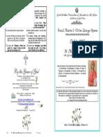 2015 - 17 July - St Marina-margarita
