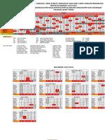 Kalender Pend. 2015-2016