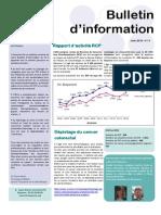 Bulletin 3C Bayonne n°11 Juin 2015