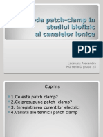 Patch Clamp Ppt