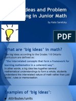 big ideas in math