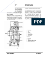 Change Over Valve for Testing Device