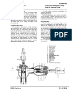 Combined HP Stop Control Valve