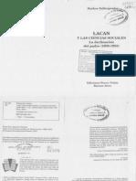 Zafiropoulos,M. Lacan y Las Ciencias Sociales (La Declinación Del Padre)