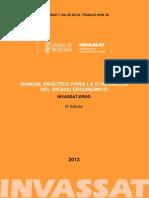 Manual Evaluacion Ergonomico Invassat_ergo_2013