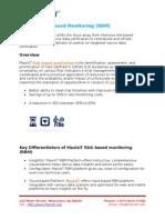 Risk Based Monitoring - MaxisIT