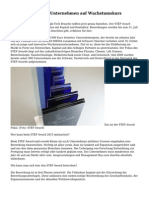 STEP Award sucht Unternehmen auf Wachstumskurs
