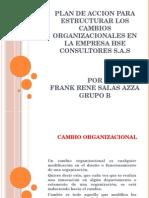 Conceptos Del Cambio Organizaciona - Rene Salas