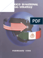 US/MEXICO BI-NATIONAL DRUG STRATEGY