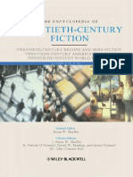 Brian W. Shaffer. The Encyclopedia of Twentieth-Century Fiction