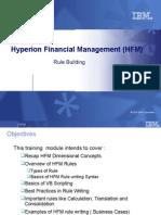 Hfm Rule Training Ppt Version 1.1
