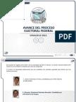 Avance Del Proceso Electoral Federal en Veracruz