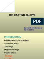 03. Die Casting Alloys