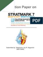 STRATMARK 7