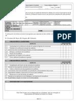 Evaluación auditores