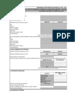 Formulario Tablero de Mando - 059-2015