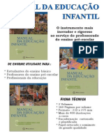 Manual Educação Infantil