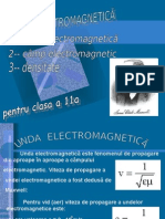 Unde Electromagnetice