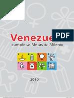 Venezuela Cumple Las Metas Del Milenio 2010