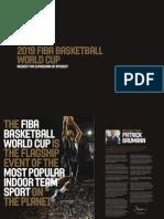 2019 FIBA World Cup ExpressionofInterest Doc