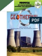 Proposal Seminar Gscb 2015