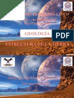Exposicion de Geologia - Estructura de La Tierra