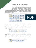Tipos de Gráficos Más Utilizados en Excel