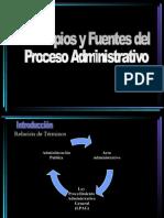 Exposicion Principios Del Procedimiento Admnistrativo