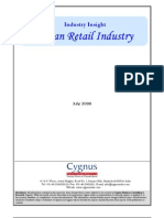 TOC-Indian Retail Industry